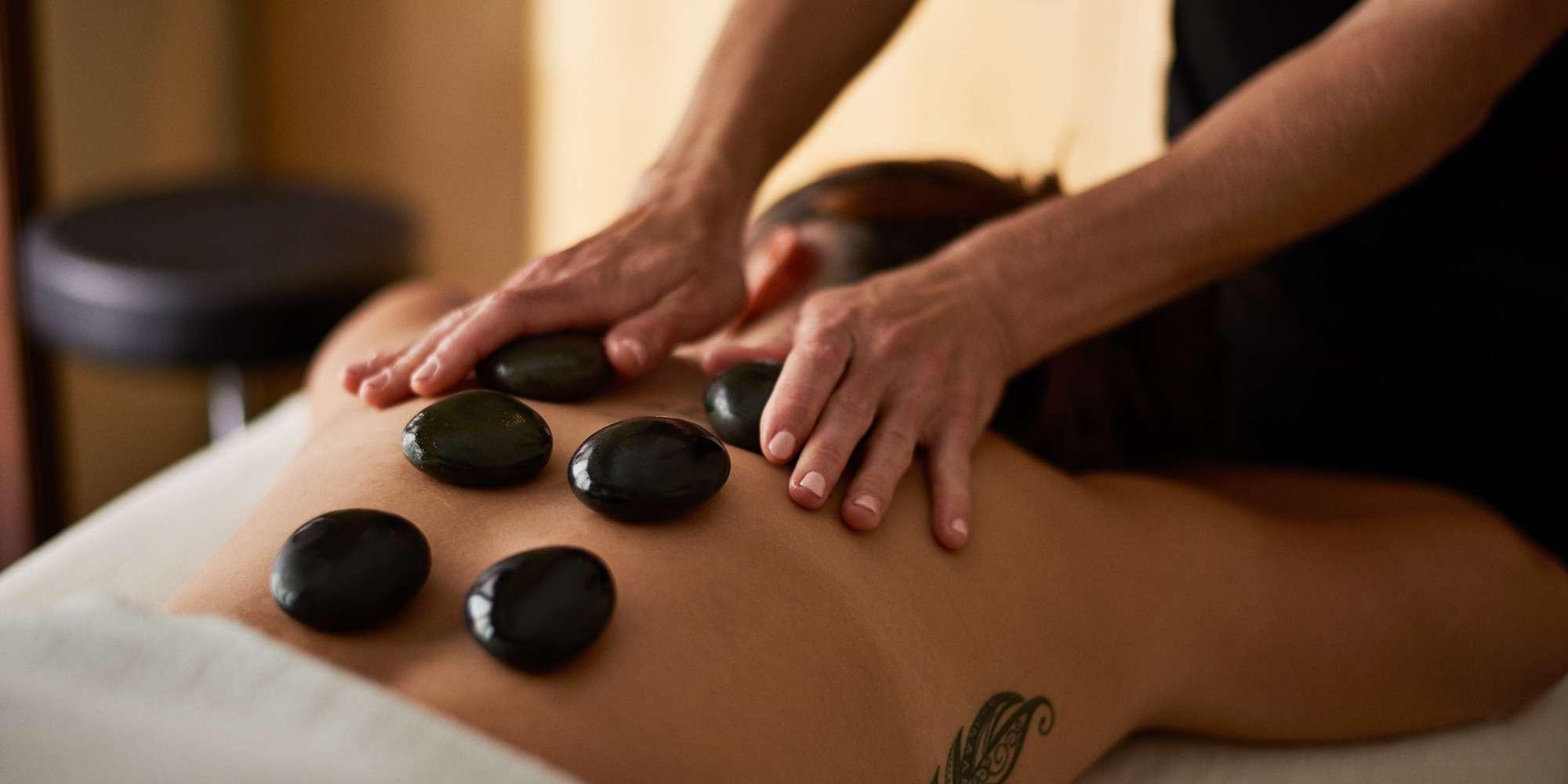 massage cơ thể