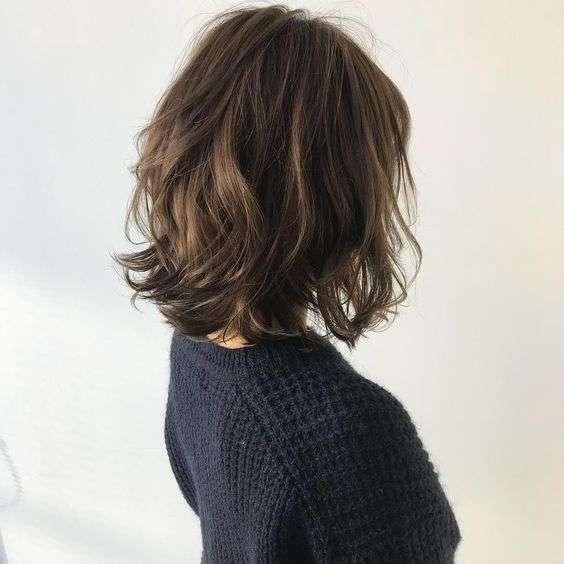 tóc ngắn ngang vai 1