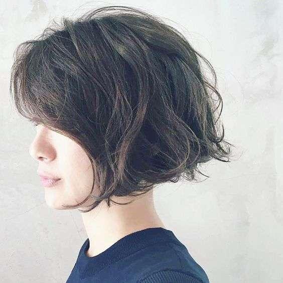 tóc ngắn