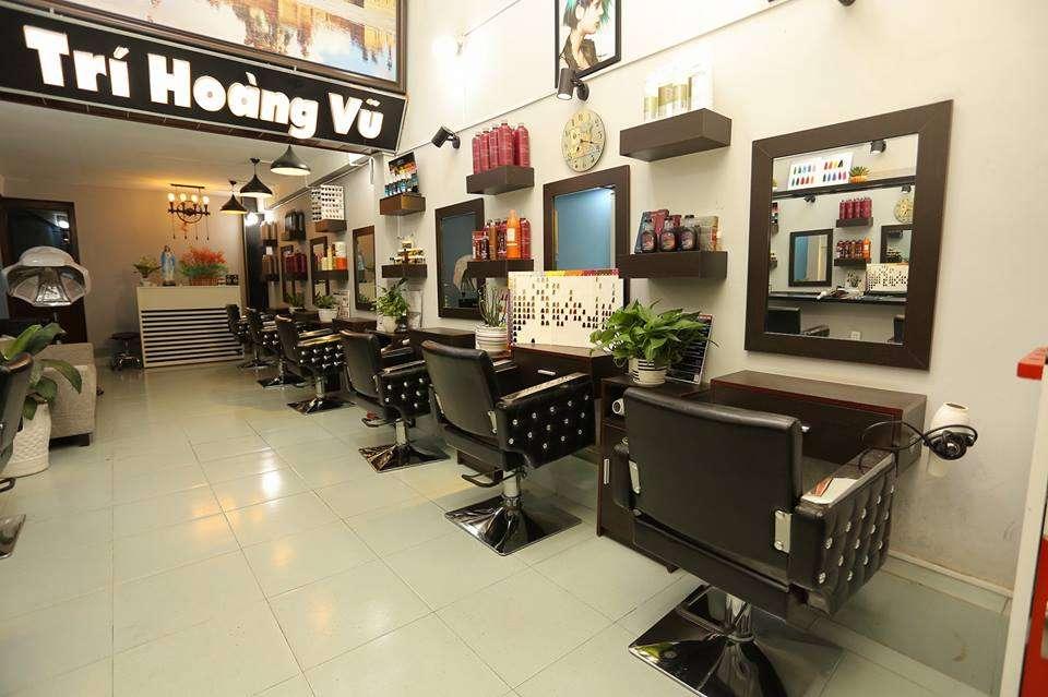 Trí Hoàng Vũ Hair Salon