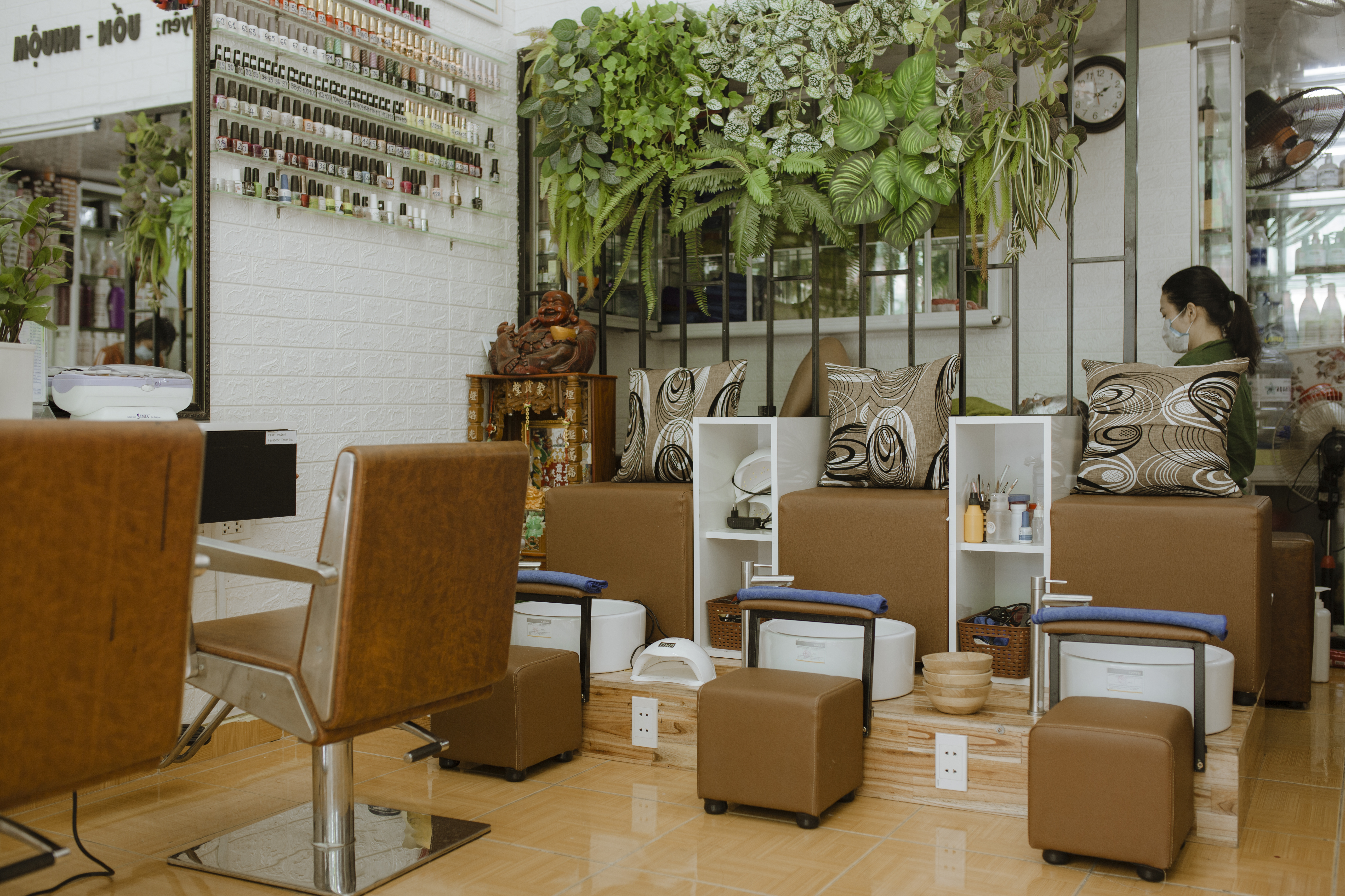 Hair Salon Nhật Thanh
