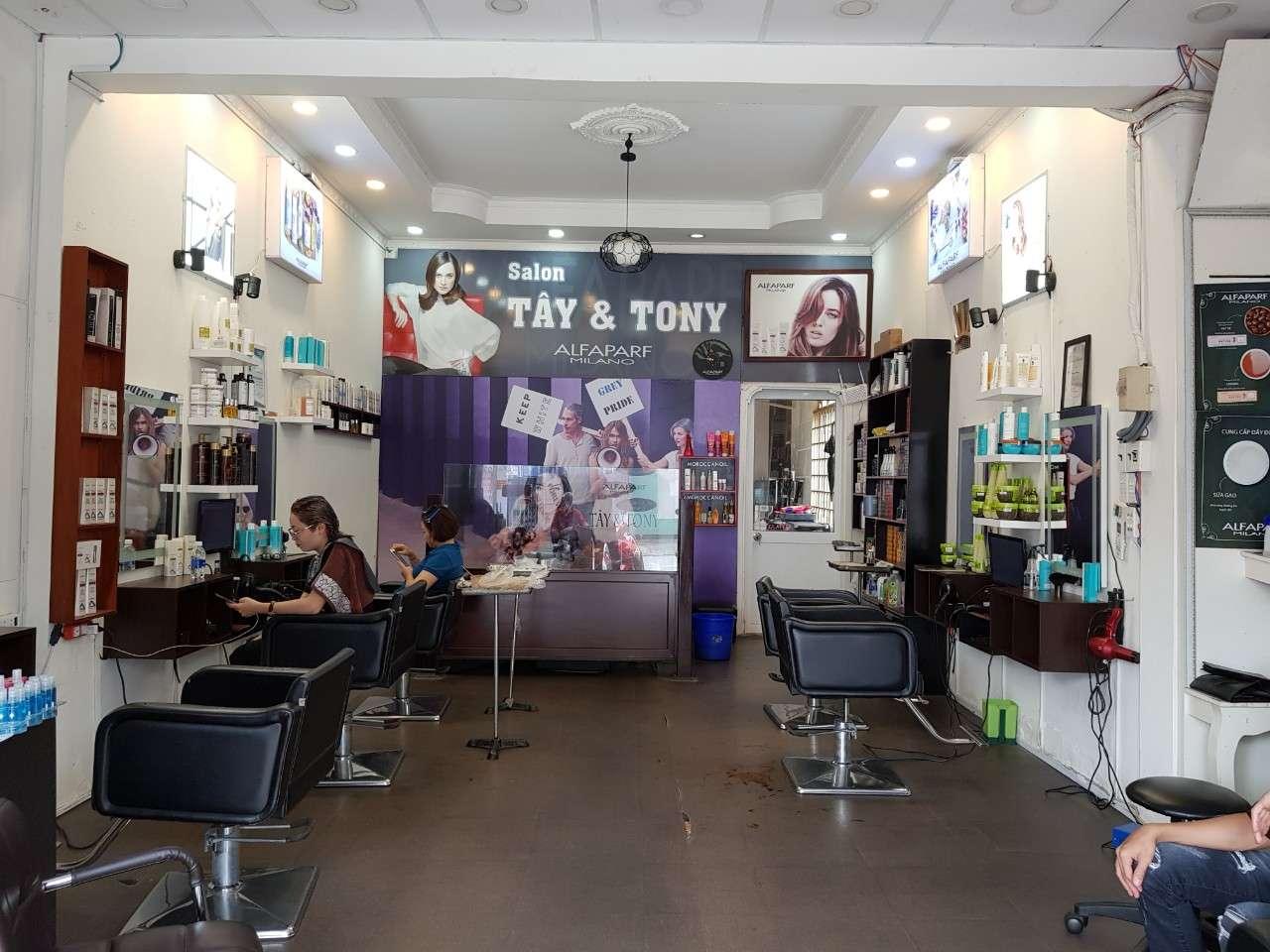 Hair Salon Tây & Tony