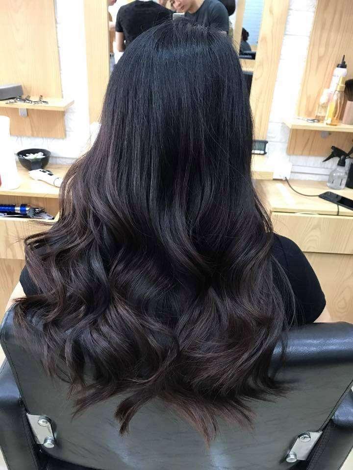 Lea's Hair
