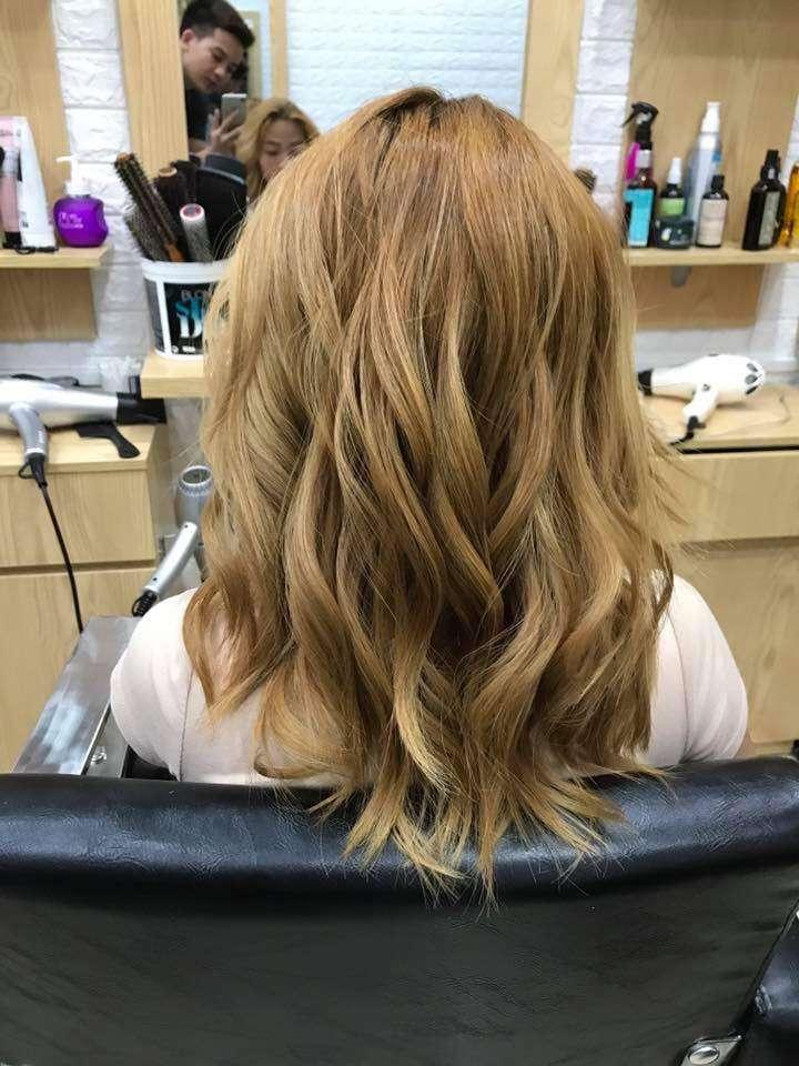 Lea's Hair 1
