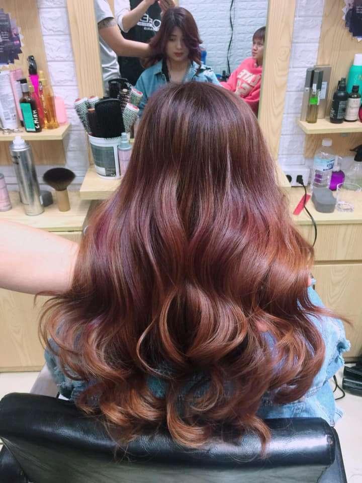 Lea's Hair 5