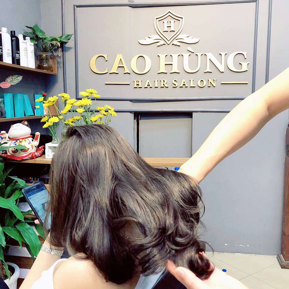 Cao Hùng Hairstylist 4