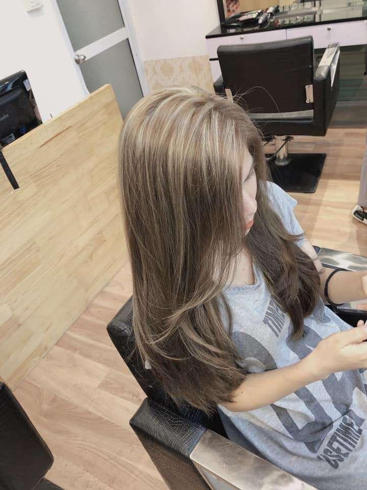 Viện tóc Caliber 1