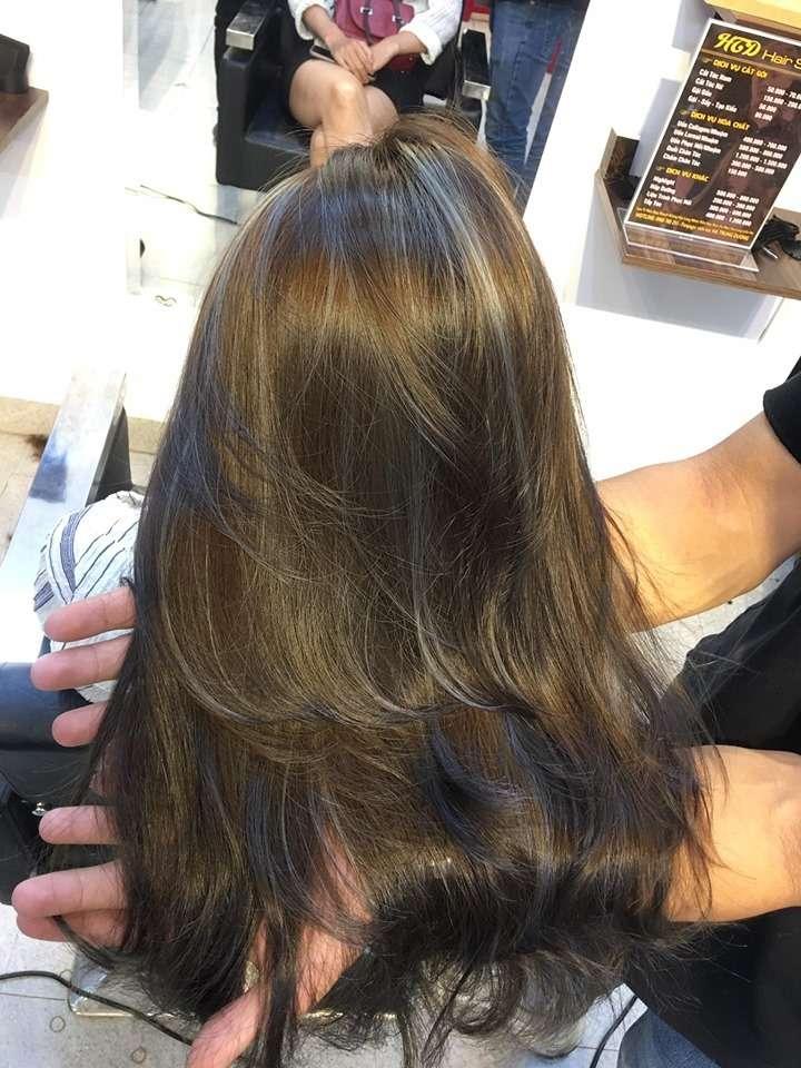 Tóc đẹp salon Hanabi