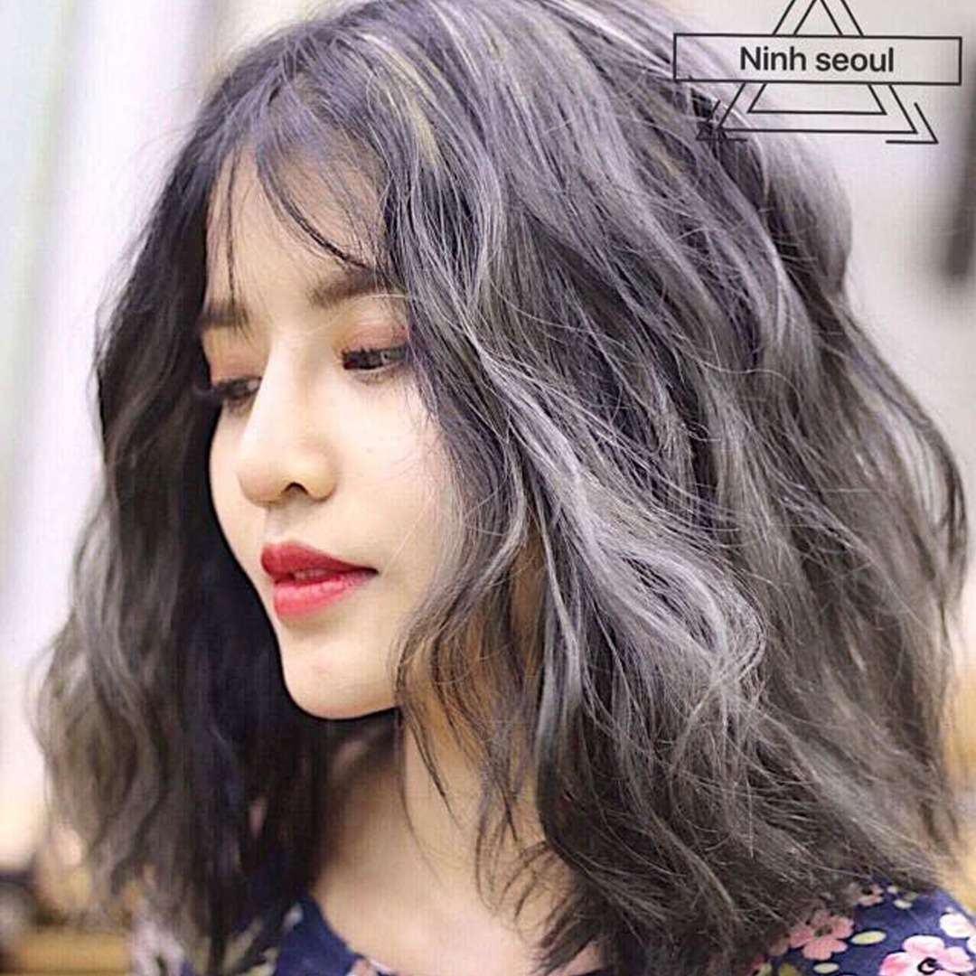ninh Seoul hair