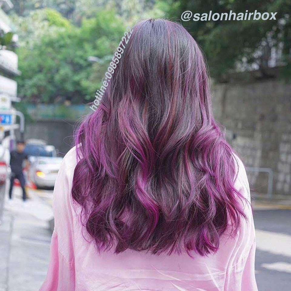 Hair Box 8