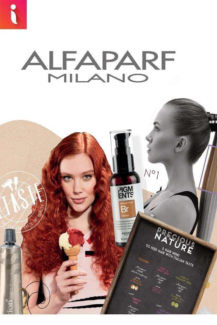 Alfaparf thương hiệu cao cấp từ Ý