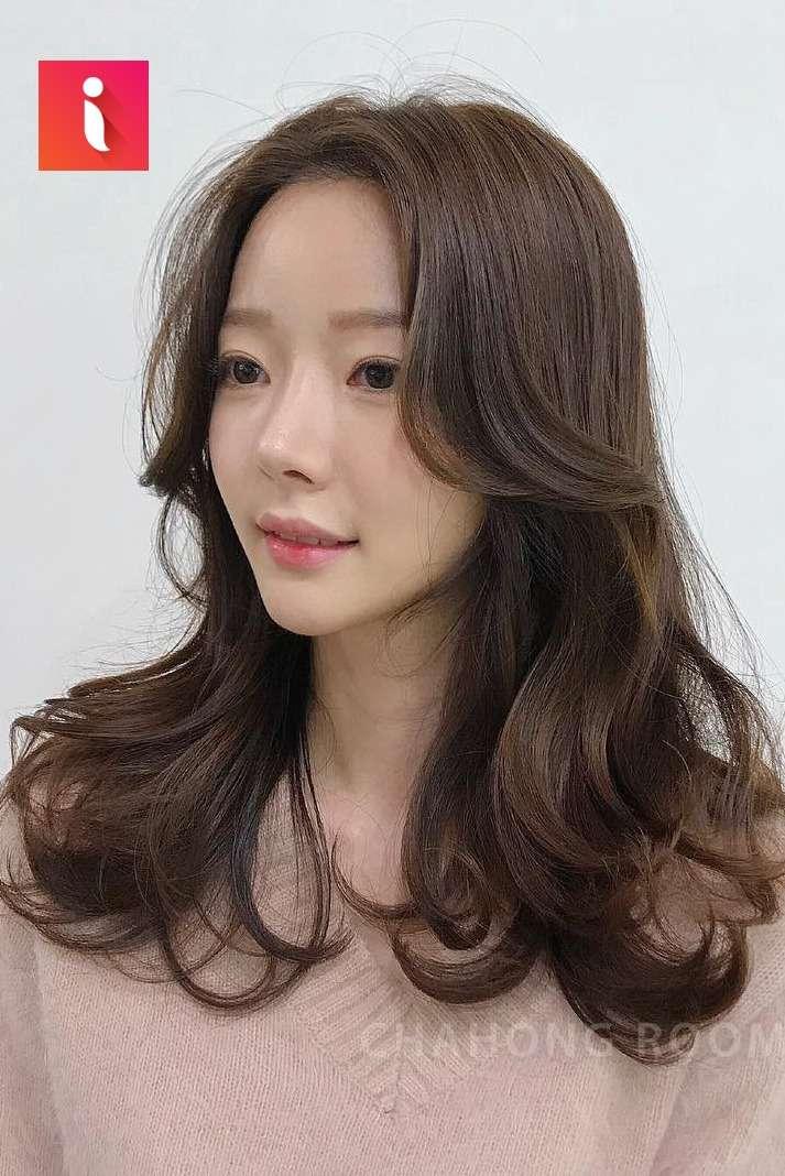 Những lọn tóc xoăn bồng bềnh dành cho chị em