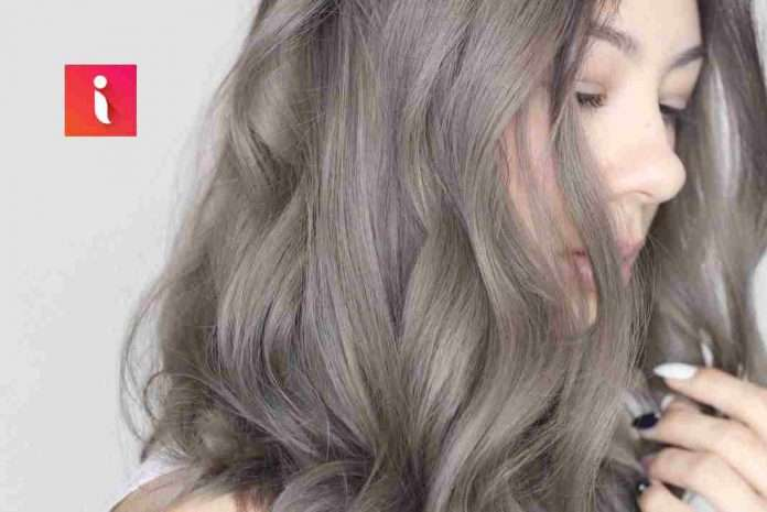 Màu tóc nâu khói cho năm 2020