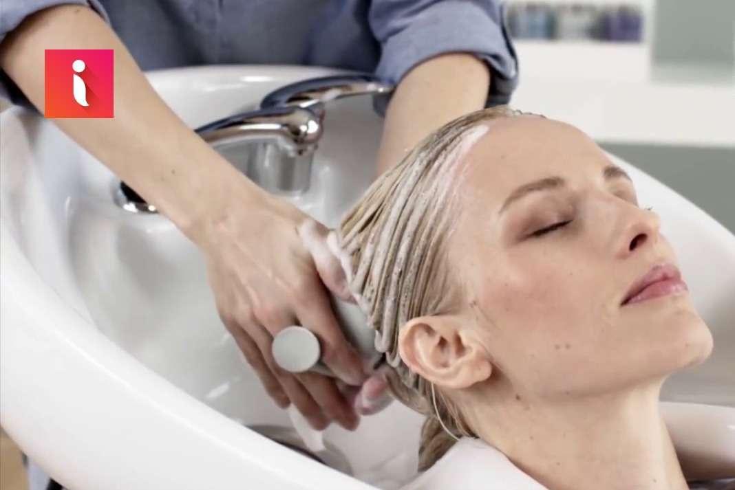 Chăm sóc cho mái tóc cùng bộ sản phẩm Lakme K.therapy Repair