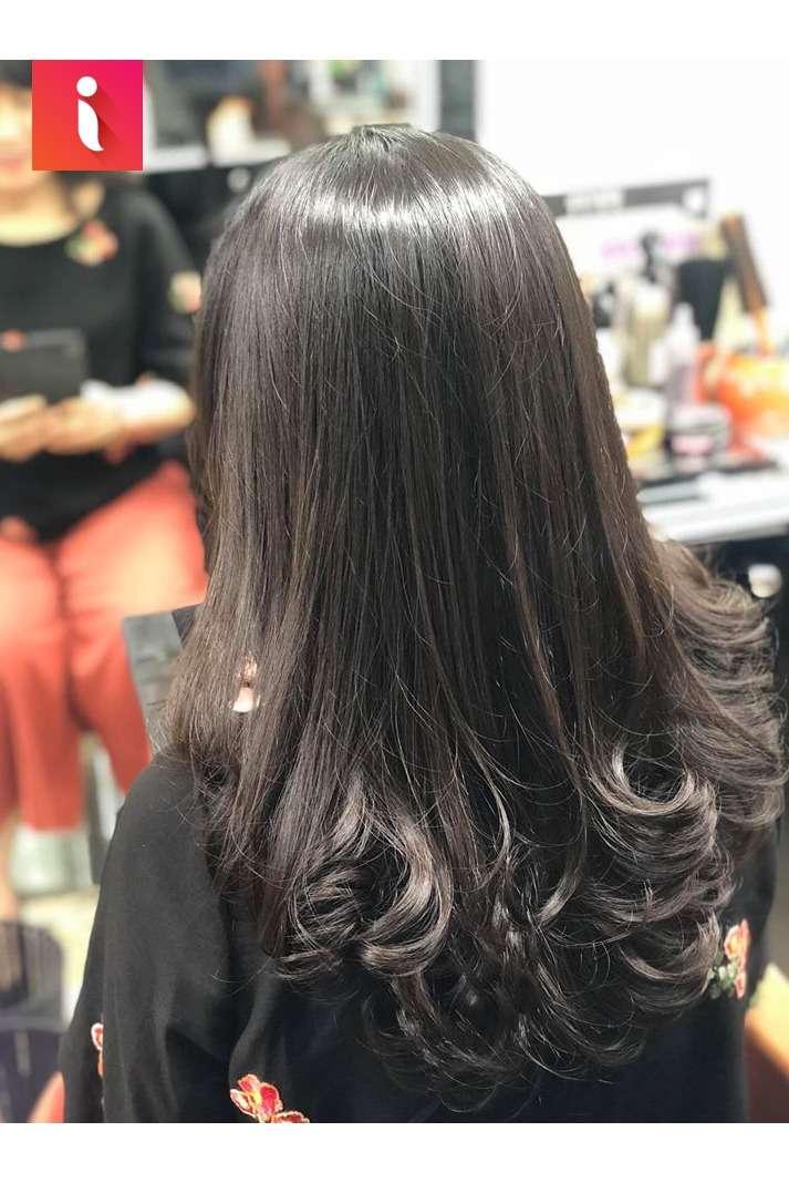 Mái tóc đẹp là sự nỗ lực của cả tập thể