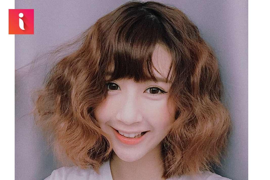 Nhuộm màu sáng là chìa khóa của kiểu tóc đẹp này