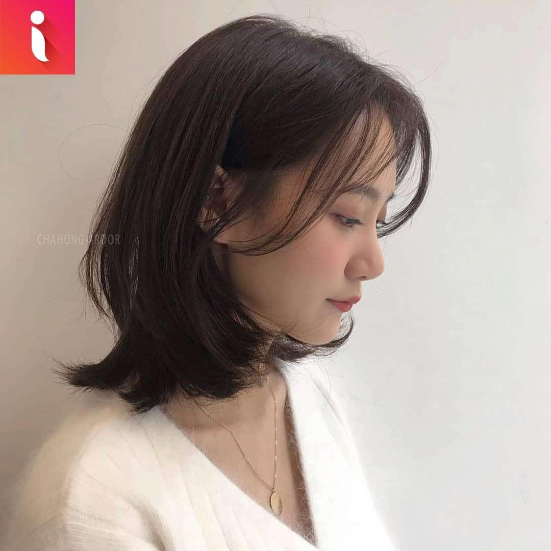 tóc ngắn tỉa layer
