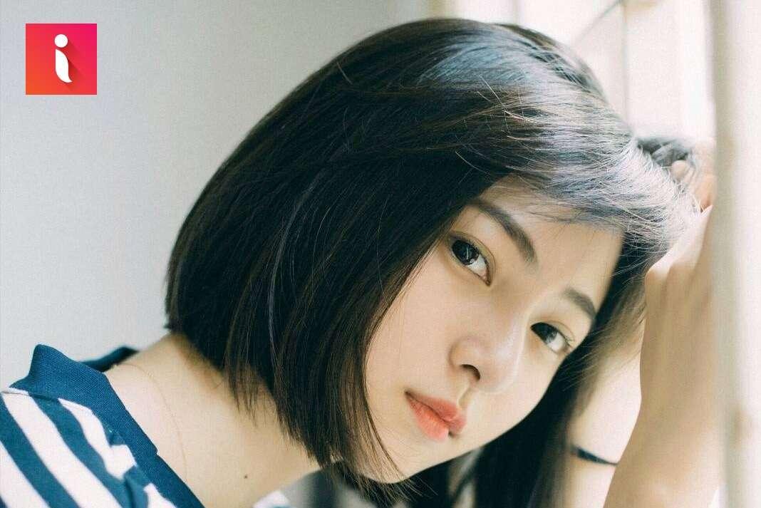 Một trong những kiểu tóc duỗi đẹp vô cùng trẻ trung
