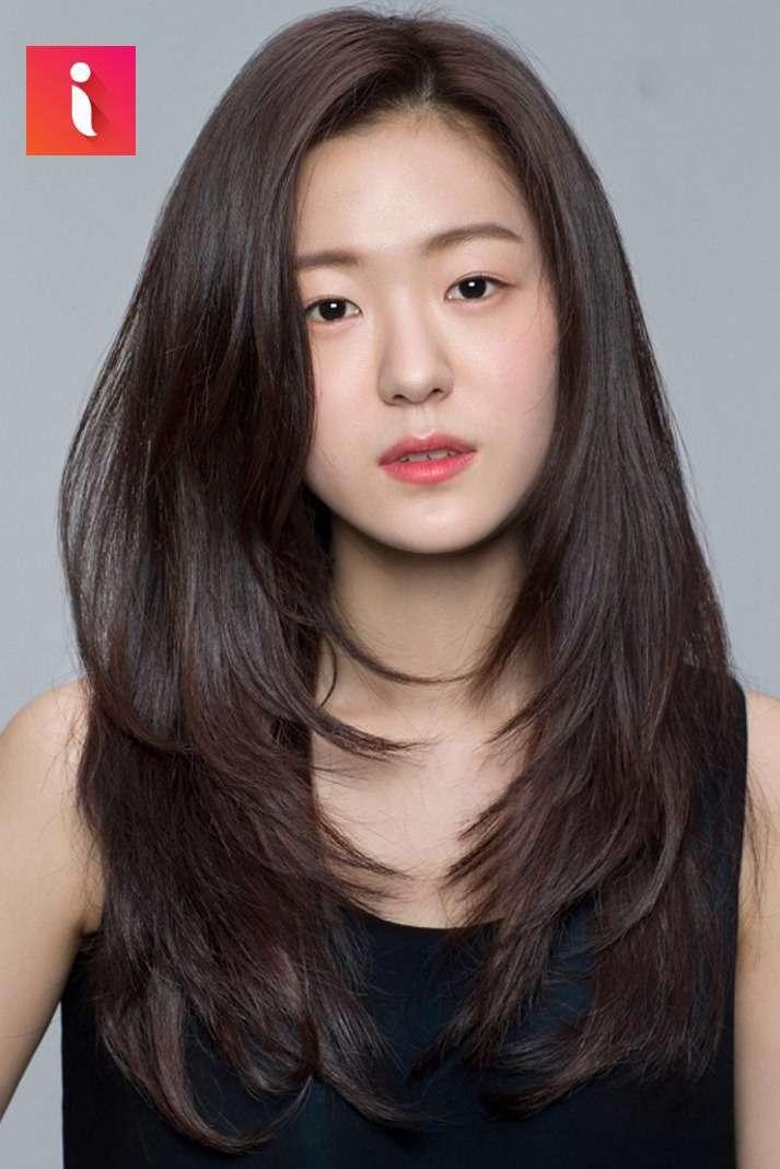 Kiểu tóc tầng cúp khiến cô nàng trông mới lạ hơn rất nhiều
