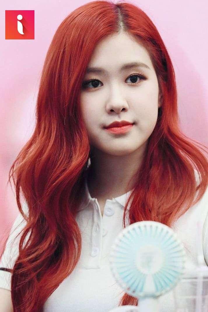 Nhuộm tóc màu đỏ tuy không khó nhưng chăm sóc lại không dễ đâu nhé