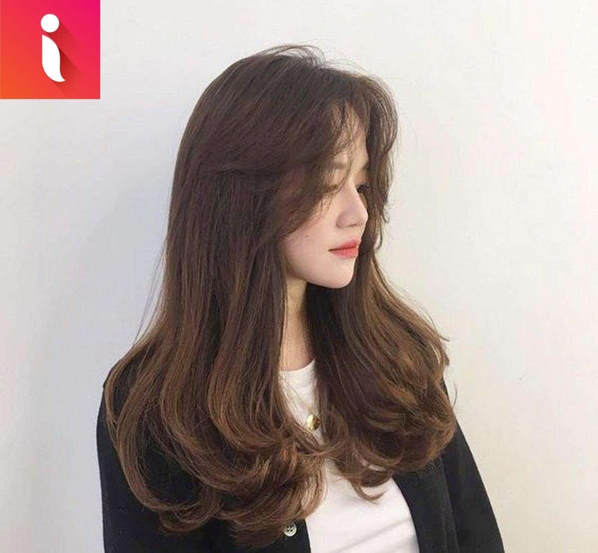 11 kiểu tóc uốn đuôi đẹp nhất 2020