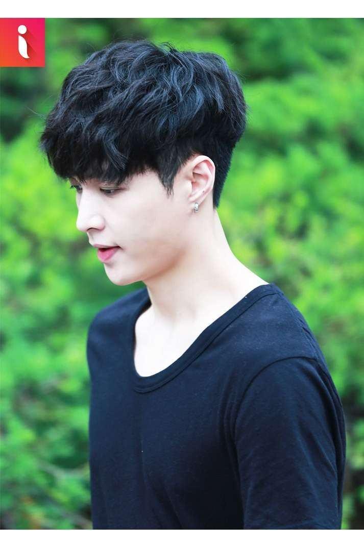Đẹp trai chuẩn Hàn Quốc với tóc Layer