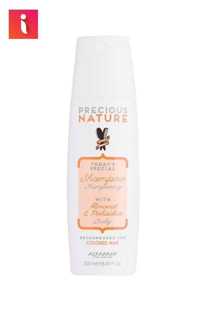 Xịt dưỡng tóc chăm sóc tóc nhuộm tinh chất hạnh nhân và hồ trăn Preciuos Nature