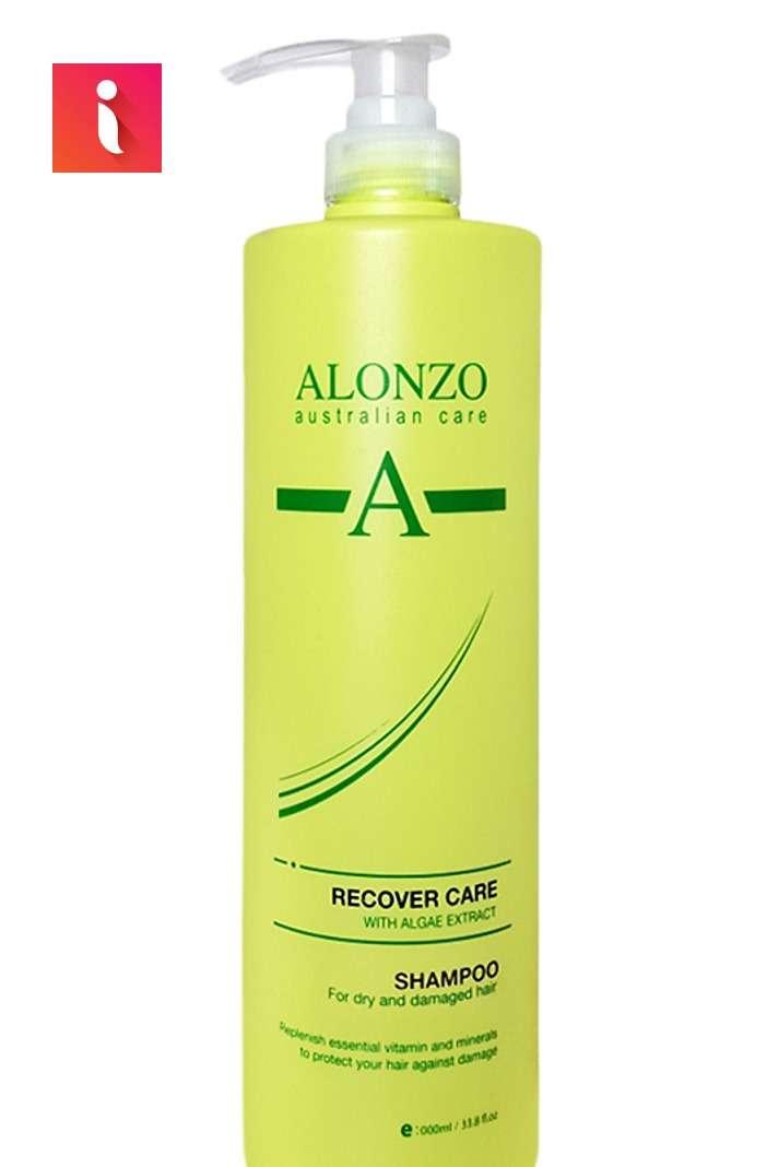 Dầu gội phục hồi tóc khô và hư tổn Alonzo Recover