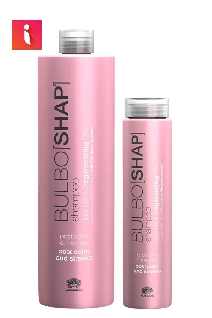 Dầu gội chăm sóc tóc đã qua hóa chất Bulboshap