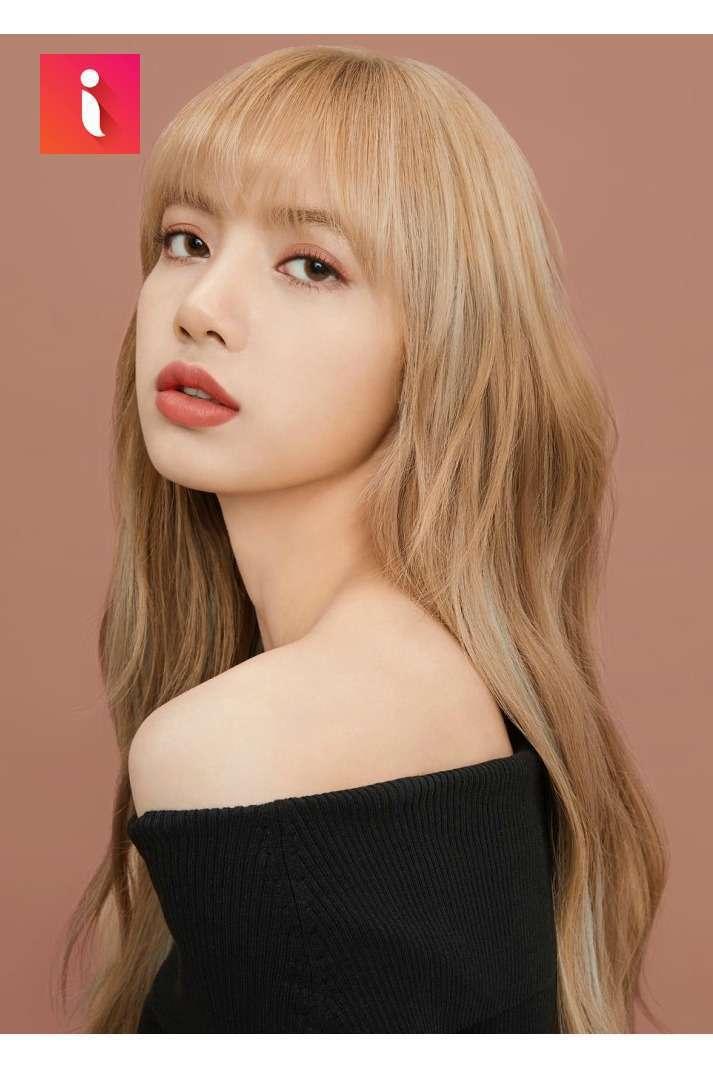 Lisa xinh ơi là xinh với kiểu tóc này