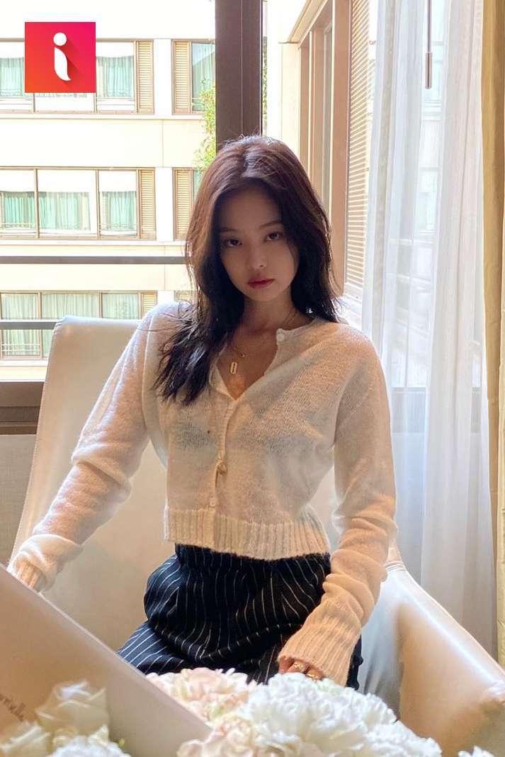 Xinh xắn như Jennie