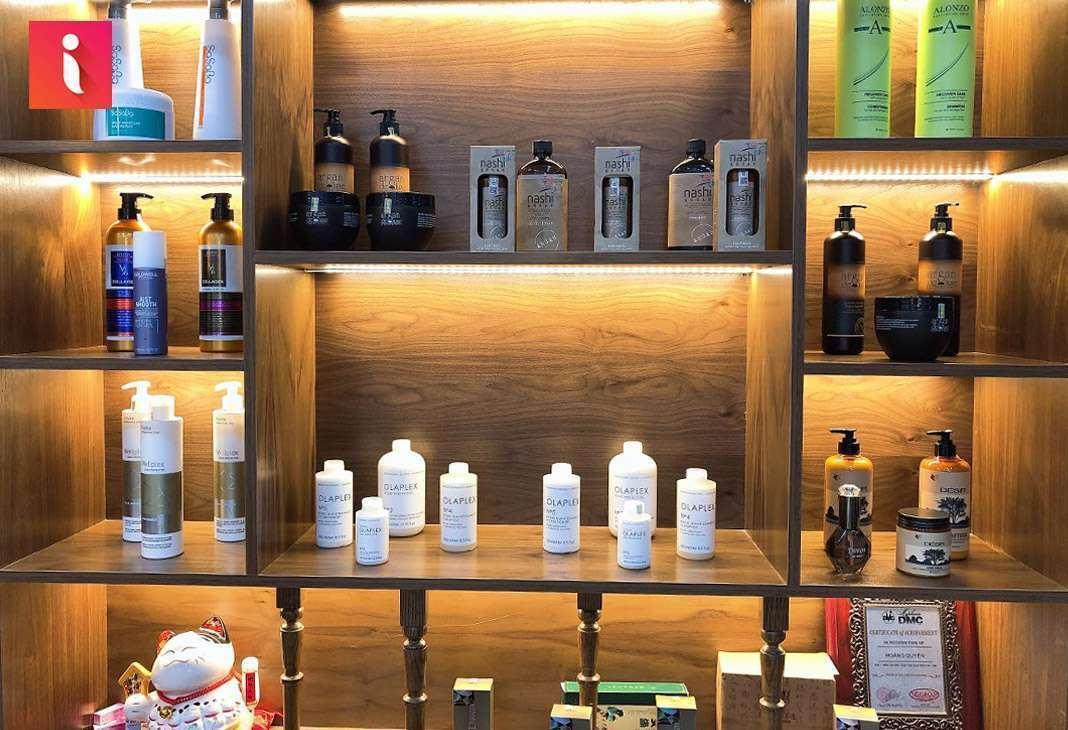 Rất nhiều nhãn hiệu phù hợp với nhiều chất tóc và mục đích khác nhau