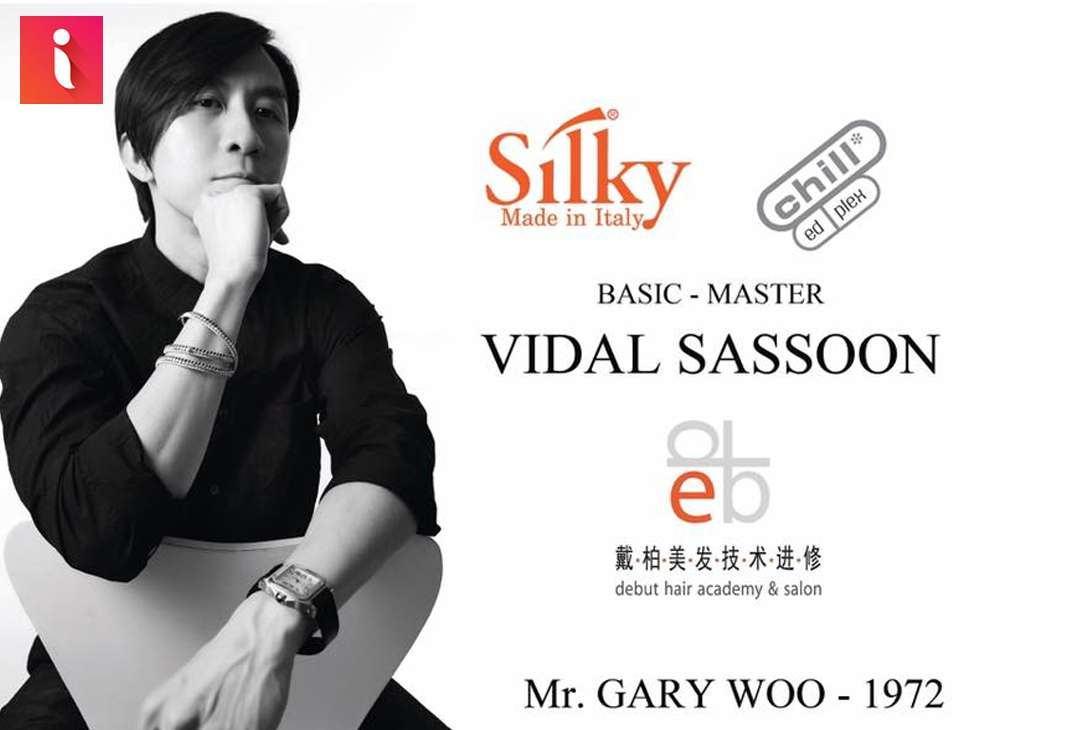 NTMT Vũ Trung Hoàng từng là học viên xuất sắc của trường tạo mẫu tóc hàng đầu Châu Á Vidal Sasson