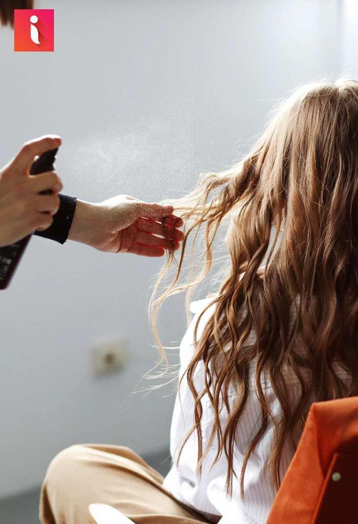 Salon tóc chuyên nghiệp thu hút được lượng lớn khách hàng công sở