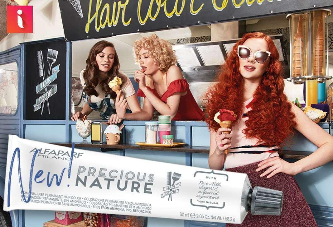 Rất nhiều chị em đã đạt được kết quả khó cưỡng từ dòng sản phẩm màu nhuộm Precious Nature ! Còn bạn thì sao ?