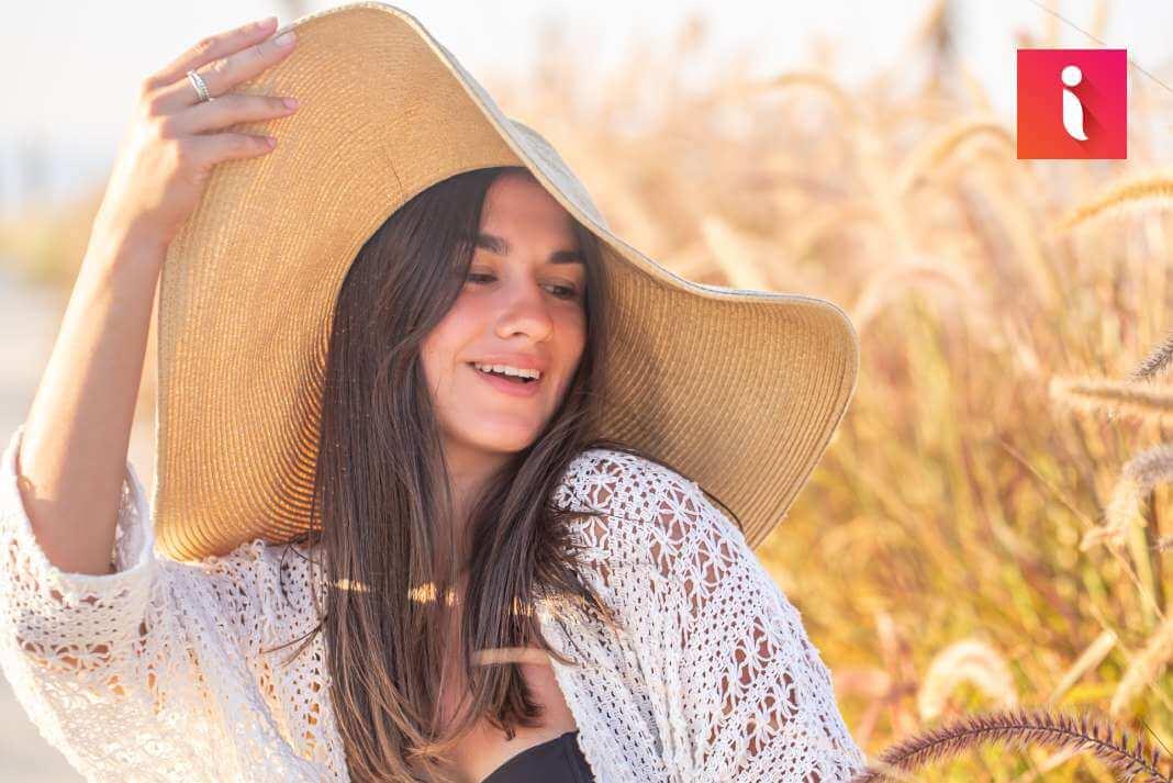 Chống nắng cho làn da và mái tóc mỗi ngày