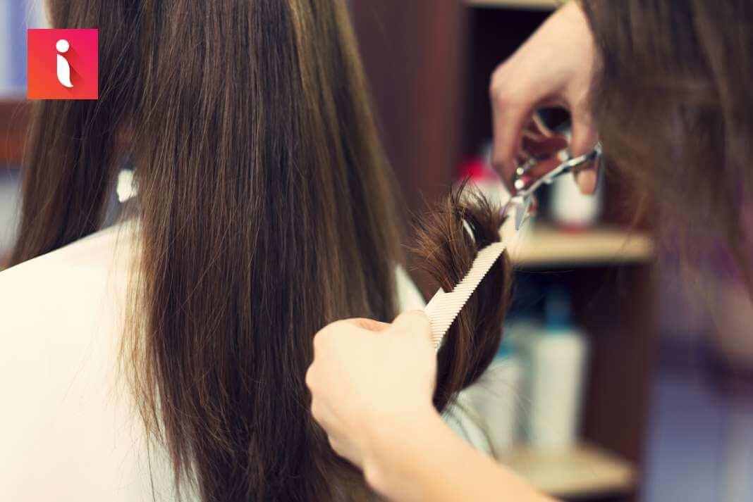 Tỉa tóc 2 tháng 1 lần cho xinh đẹp hơn nha