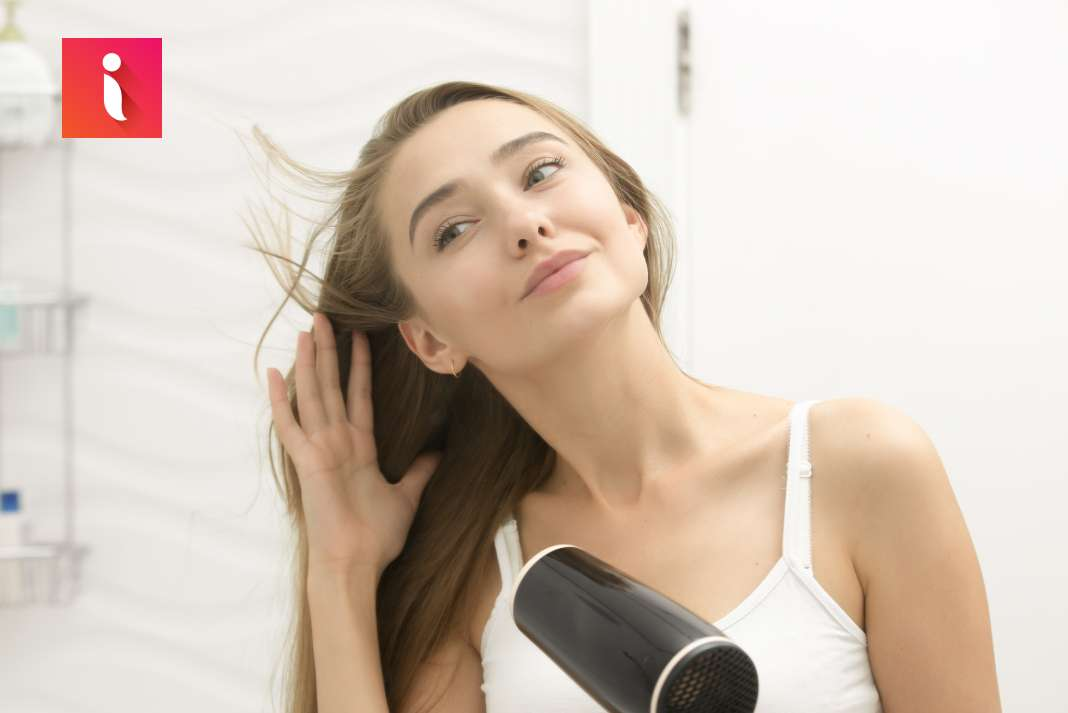 Hạn chế sử dụng các thiết bị làm tóc bằng nhiệt để giữ mầu tóc được lâu hơn