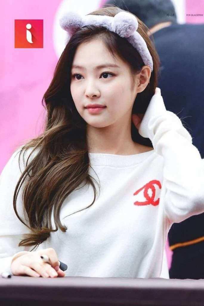 Màu tóc ưu thích của cô nàng Jennie