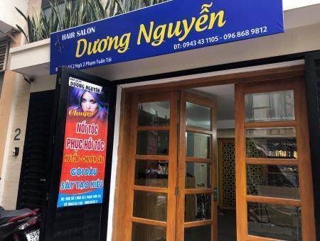 Học viện tóc Dương AB