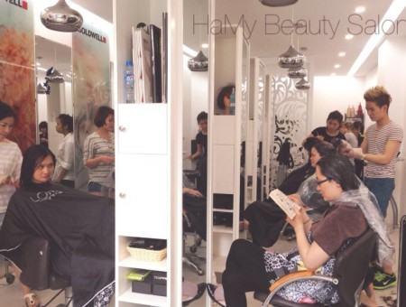 HaMy Hair Spa & Beauty Salon