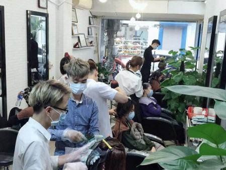 Salon Quyền Anh